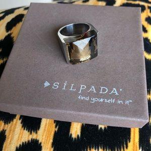 Silpada On The Rocks Ring